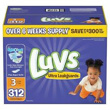 Luvs Ultra Leakguards Diapers Choose Your Size