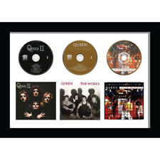 12 Inch Vinyl Record Frame For 3x Records And 3x Sleeves Music Memorabilia Frame