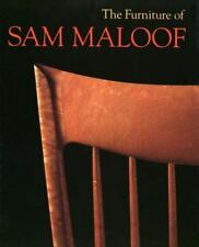 The Furniture of Sam Maloof: By Adamson, Jeremy