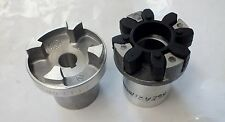HYDRAULIC PUMP SIDE HALF COUPLERS  MADE IN ITALY CONNECT YOUR GEAR PUMP Various