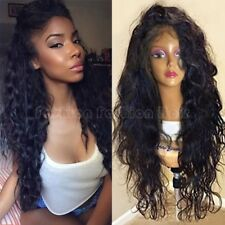 Remy Malaysian Human Hair Curly 360 Lace Front Wig 4*4 Silk Top Full Lace Wig Fx