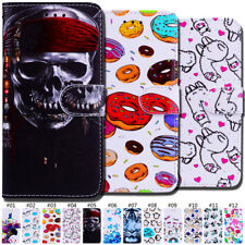 Fashion Wallet Card Cover Flip Stand PU Leather Case For Samsung Galaxy Note 8