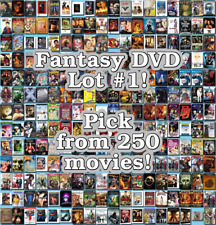 Fantasy DVD Lot #1: DISC ONLY - Pick Items to Bundle and Save!