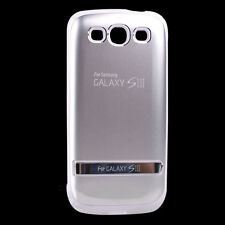 Aluminium Alloy For Samsung Galaxy S3 i9300 Power Backup Battery Pack Case Cover