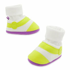 Disney Store Toy Story Buzz Lightyear COSTUME BABY Shoes BOOTS SLIPPERS 0-24M