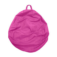 Bean Bag Cover without Filling Comfy Chair Comfortable Seating for Kids Home