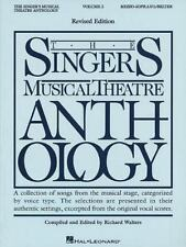 NEW-The Singers Musical Theatre Anthology V2: Mezzo-Soprano and Belter/Book-CD's