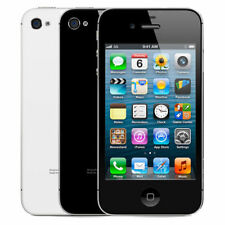 Apple iPhone 4S 32GB  Smartphone Unlocked AT&T Verizon T-Mobile