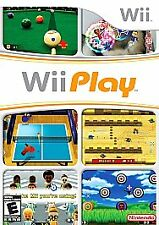 Wii Play (Nintendo Wii, 2007) Mint Complete and Guaranteed ALL original Excellen