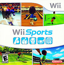 Wii Sports (Nintendo Wii, 2006) Mint no scratches in original sleeve Guaranteed