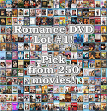 Romance DVD Lot #1: DISC ONLY - Pick Items to Bundle and Save!