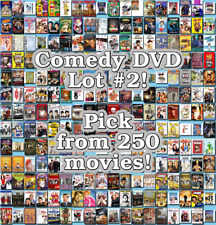 Comedy DVD Lot #2: DISC ONLY - Pick Items to Bundle and Save!