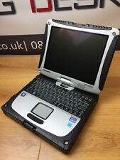 Build Your Own Panasonic Toughbook Cf-19 MK5 i5 SSD Touch Rugged 10HR Battery