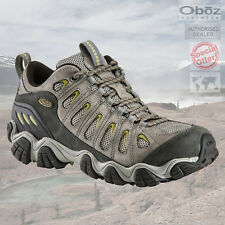 Oboz Mens Sawtooth Low Walking Hiking Shoes Trainers - New