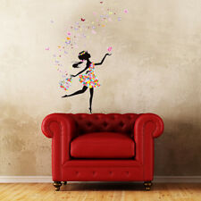 Removable Wall Sticker Romantic Peel and Stick Wall Mural Wall Art Sticker