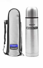 MILTON Thermosteel -350/500/750/1000 ML Flask HOT AND COLD WITH FLIP LID