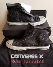 NEW AUTHENTIC CONVERSE BY JOHN VARVATOS CHUCK TAYLOR ALL STAR HI MEN'S US 9.5