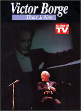 Victor Borge: Then and Now DVD