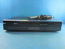 LG RC897T DVD/VCR Recorder with Digital TV Tuner With Remote - USED
