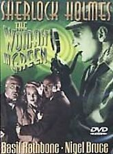 Sherlock Holmes, The Woman in Green - Basil Rathbone,  New DVD