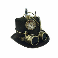 Steampunk Halloween Burning Man Cosplay Costume Party Hat