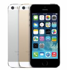 "Apple iPhone 5S 16GB/32GB/64GB IOS 8MP Dual-core Unlocked GSM 4.0"" Smartphone"