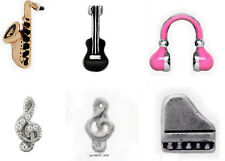 REAL ORIGAMI OWL ~ SAX, GUITAR, HEADPHONES, TREBLE CLEF (BOTH ISSUES), PIANO