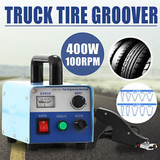 400W TIRE GROOVER MACHINE SIPER KIT  GROOVING IRON EASY OPERATION HIGH QUALITY