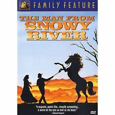 The Man From Snowy River (DVD, 2006) Kirk Douglas NEW