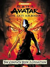 Avatar - The Last Airbender - The Complete Book 3: Fire (DVD, 2008)