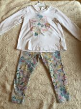 Baby Girls Mayoral Girl Outfit Age 2-3 36m 98cm Top Leggings Designer  Kids
