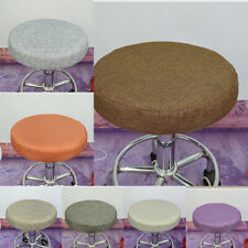 Removable Bar Stool Replacement COVER Kitchen Pub Office Round Seat Sleeve PICK