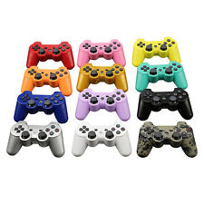 Bluetooth Dualshock Controller Wireless Sixaxis PlayStation For Sony PS3 Gamepad