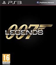 007 Legends (Sony PlayStation 3, 2012) Sealed NEW UK PS3 Pal