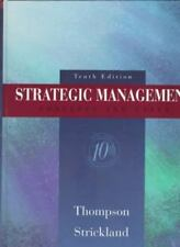 Strategic Management : Concepts and Cases by A. J. Strickland and Arthur A., Jr.