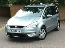 FORD GALAXY 1.8TDCi LX 2007 07 REG 1 F/OWNER 119000 MILES 7 SEATER VALUE