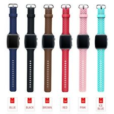 Replacement Silicone Sport Band Strap Belt For Apple Watch 42/ 38mm Series 3 2 1