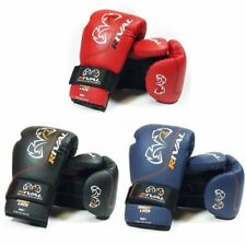 Rival Ultra Boxing Bag Gloves RB1 Red Blue Black Adult Mens Gym Training Glove