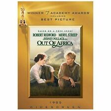 Out of Africa (DVD, 1985) REDFORD