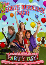 Party Day! ~ DVD  The Laurie Berkner Band Special DVD & CD Combo Pack PERFECT CO