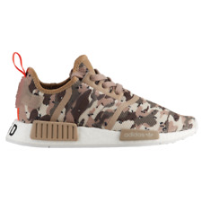 Adidas J Junior NMD_R1 Nomad Running Clear Brown Camo Solar Red White G27948