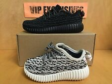 Adidas Yeezy 350 Boost Turtle Dove BB5354 Pirate Black BB5355 Infant Toddler