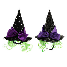 Halloween Party Costume Headwear Cosplay Magic Hat Cap Cat/Kitty/Small Dogs