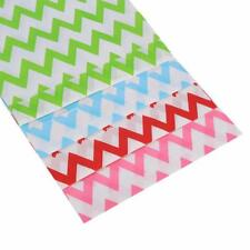 Gift Bags Stripes Paper Sweet Candy Food Packaging Kids Birthday Party Gift Bags