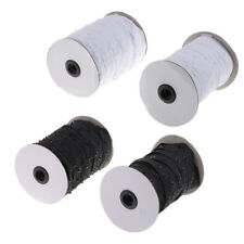 50 Yards 18mm Round Snap Buttons Tape Trim Fasteners DIY Sewing Craft Supply