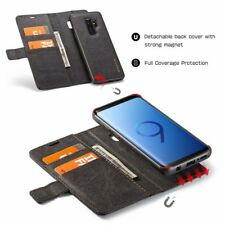 Detachable Wallet Card Case Cover For Samsung Galaxy Note 8 Note 9 S7 S8 S9 Plus