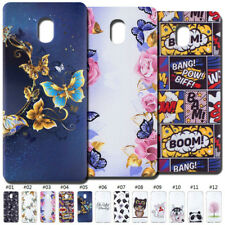 Protective Shockproof Case Cover Rubber Soft Skin TPU Silicone Back For Samsung
