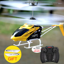 Syma W25 RC Helicopter Mini Drone With Gyro Crash Resistant RC Toys 2 Channel