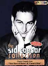 The Sid Caesar Collection - Box Set (DVD, 2000, 3-Disc Set)