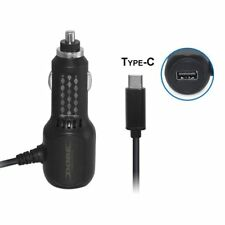 For Nintendo Switch High Speed Car Charger Power Adapter USB Type-C Cable LP